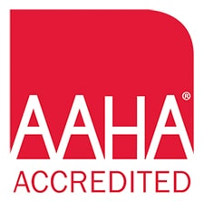 Aaha Accredited Red Logo